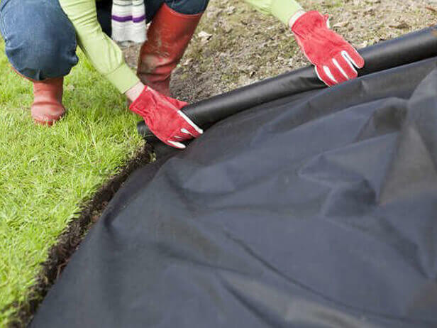 How to Choose the Right Landscape Fabric
