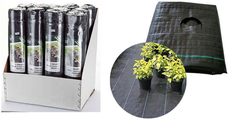 best-landscape-fabric-for-weed-control