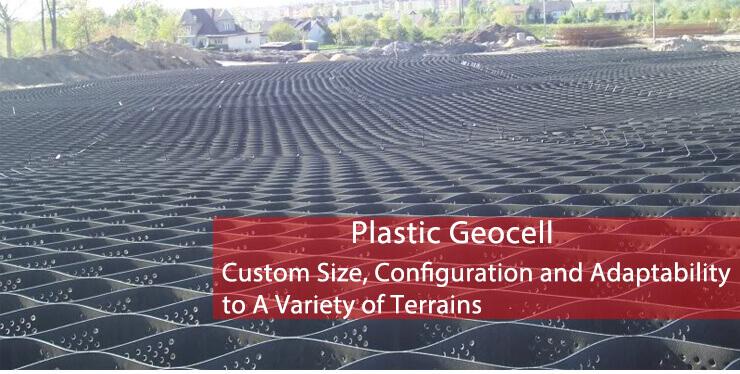 plastic-geocell