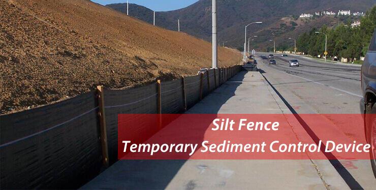 silt-barrier
